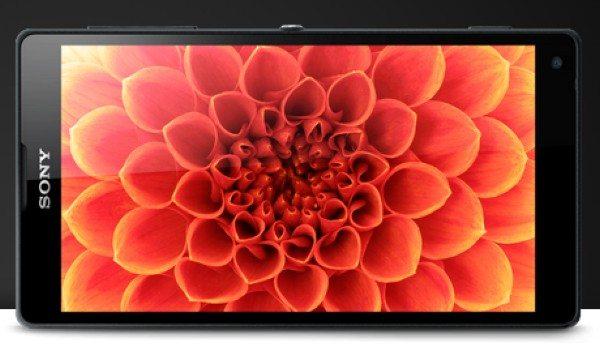Sony Xperia ZL - Funciones