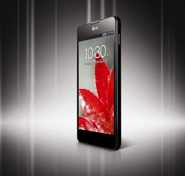 LG Optimus G - Especificaciones