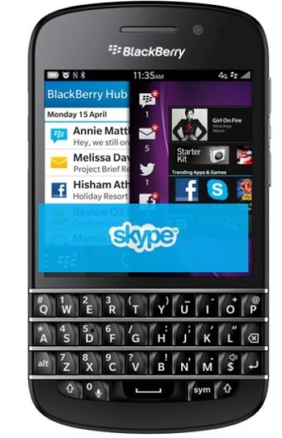 Skype para BlackBerry