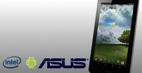 Asus Fonepad - Intel Inside