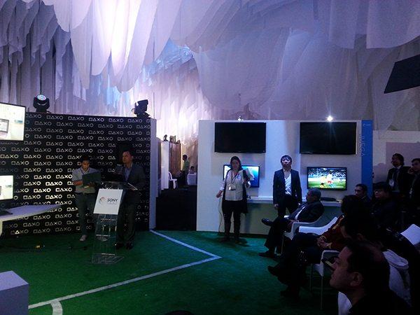 Rueda de prensa Sony Fest
