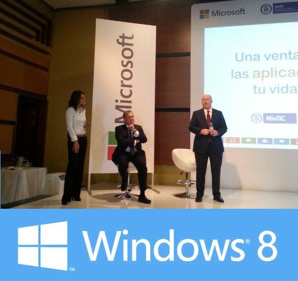 Kevin Turner hablando sobre el ecosistema de aplicaciones para Windows 8
