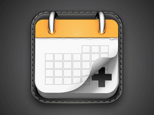 Daily Notes iOS App Icon