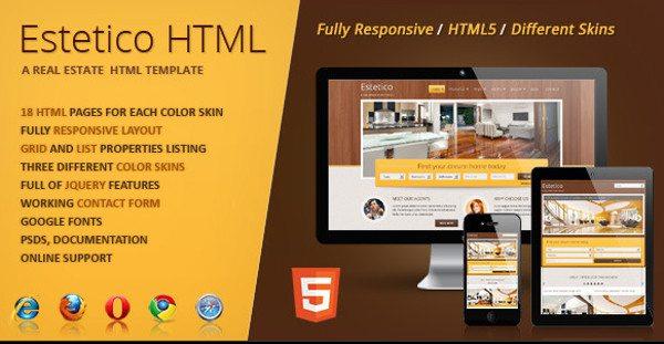 Estetico HTML