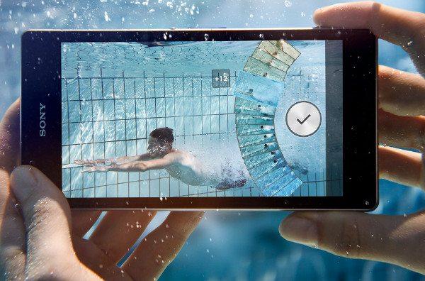 Sony Xperia Z1 - Cámara