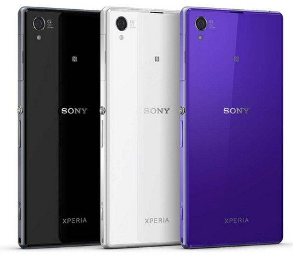 Sony Xperia Z1 - Especificaciones