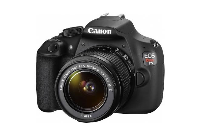 Canon SLR EOS Rebel t5