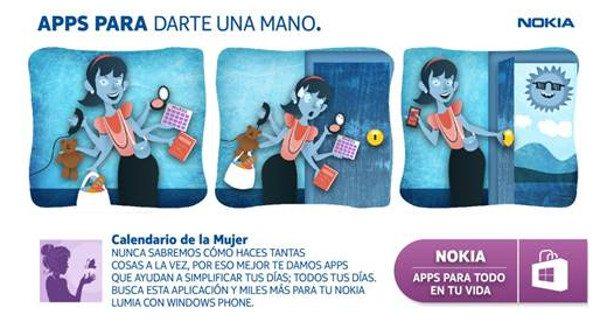Apps de Nokia