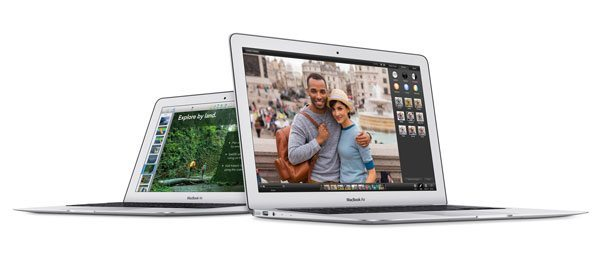 apple-MacBookAir Apple actualiza la MacBook Air