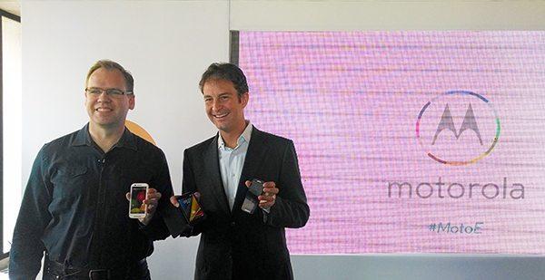 motorola-moto Motorola presentó en Colombia el Moto E y Moto G 4G LTE