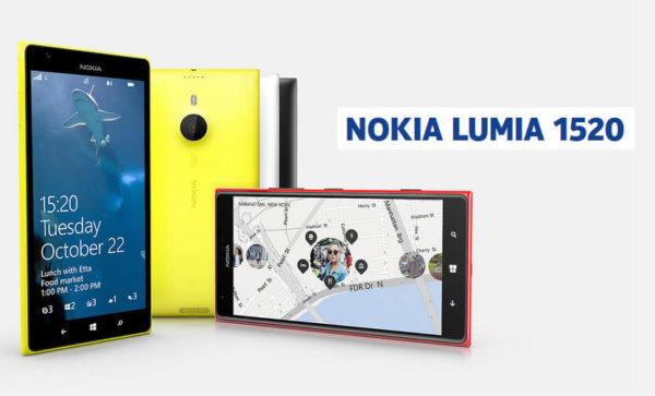 Nokia Lumia 1529