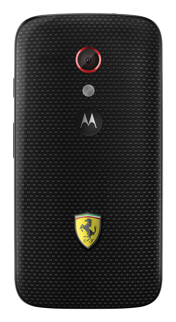 Mogo G Ferrari Edition