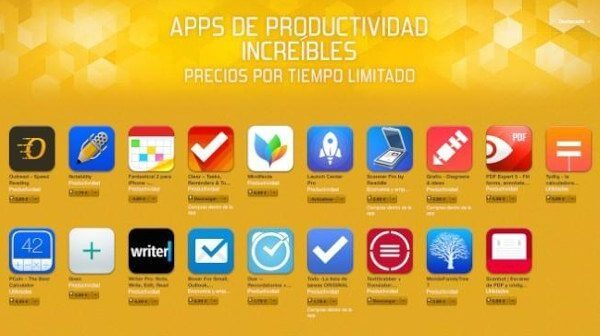 Apps de Productividad para iOS