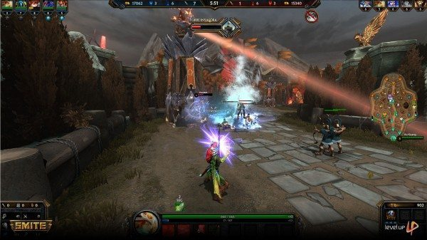 Smite - Accion Screenshot