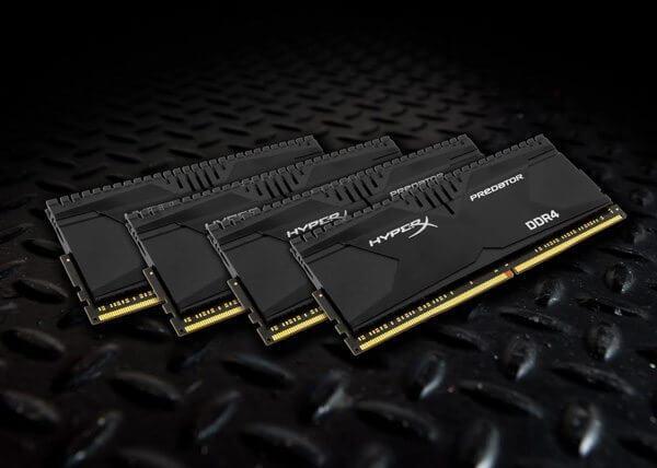 HyperX-Predator-DDR4 Conoce las nuevas memorias HyperX Predator DDR4 de Kingston