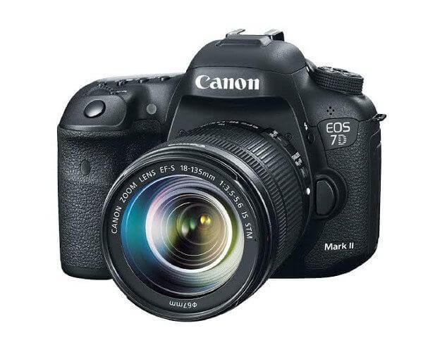 SRL Digital EOS 7D Mark II