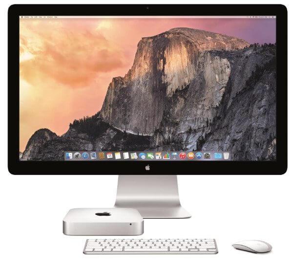 Mac Mini - Disponibilidad