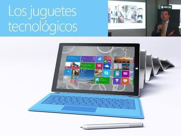 Microsoft - Tech/Geek