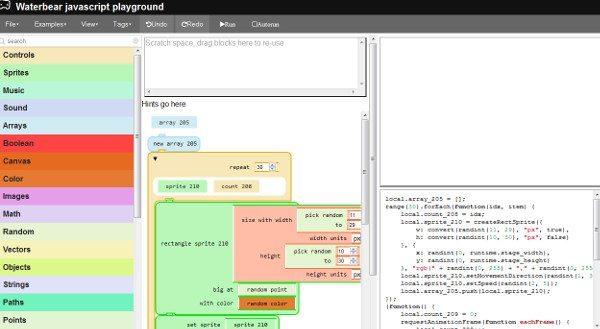 waterbear Waterbear - Descubre una herramienta que te ayuda aprender a programar