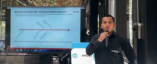 hp-amd Equipos HP y AMD para correr los juegos más demandantes