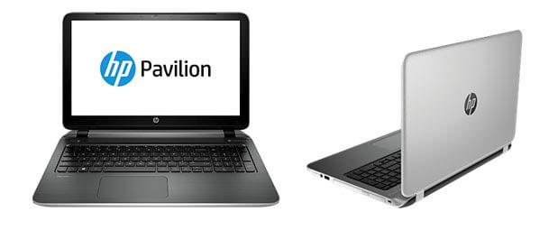 HP Pavilion 15-p003la con Procesador Acelerado AMD Quad-Core A10