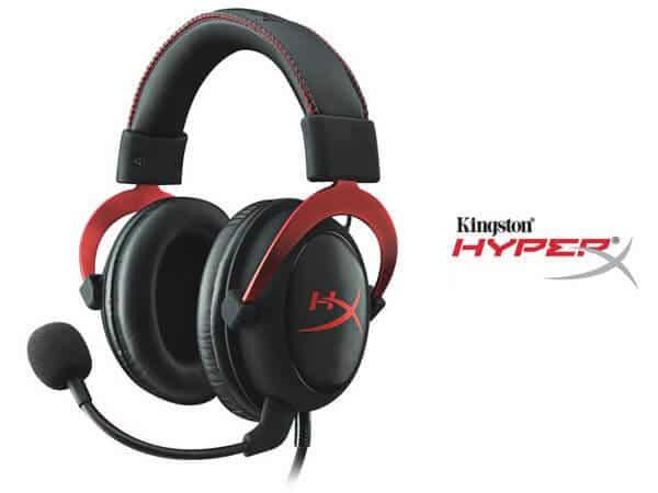 Kingston-HyperX-600x450 HyperX Cloud II - Sonido envolvente virtual 7.1 para una máxima experiencia de juego
