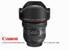 Canon ZOOM ULTRA GRAN ANGULAR EF 11-24mm f/4L USM