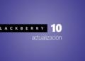 Blackberry 10 - actualización