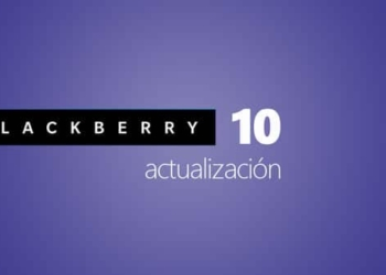 Blackberry 10 - actualización
