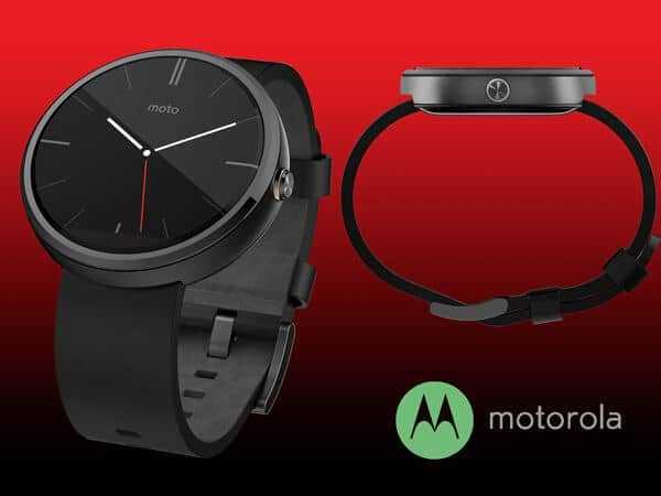 Moto360 - Motorola