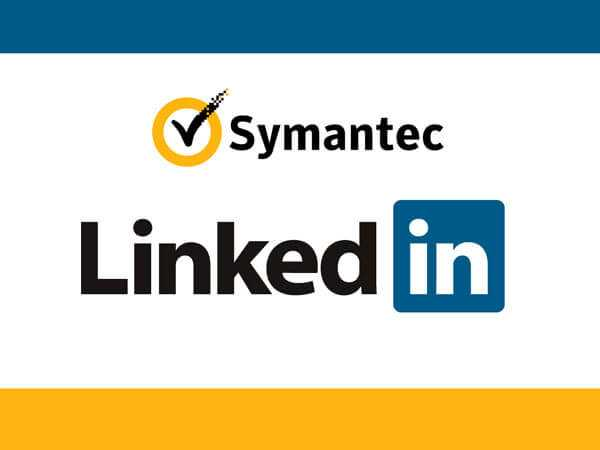 symantec-linkedin Usuarios de LinkedIn afectados por falsa actualización de seguridad