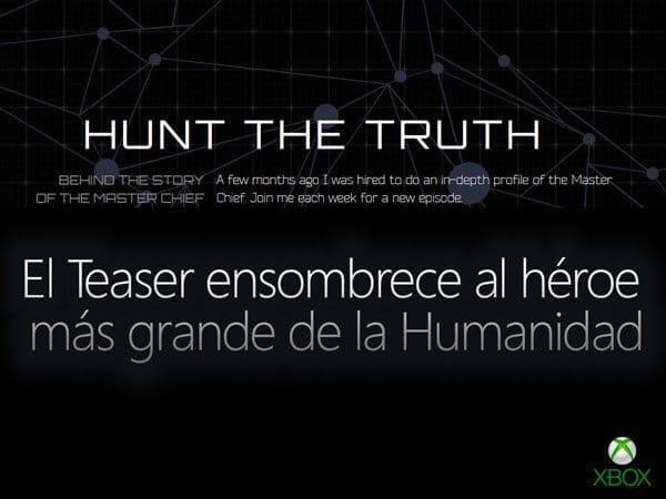 """halo-hunt-the-truth-600x450 Ominous """"Halo 5: Guardians"""" - El tráiler en vivo"""