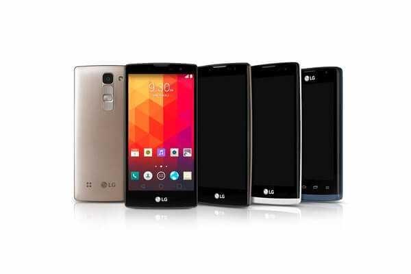 LG - Nuevos smartphones en el Congreso de Barcelona