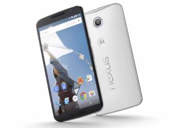 Nexus 6 - Smartphone Android