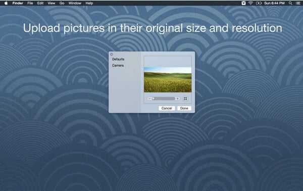 uploaderforinstagram Uploader for Instagram - Descubre una app para subir fotos a Instagram desde tu Mac