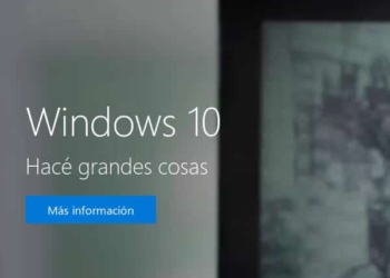 Ya disponible Microsoft Windows 10