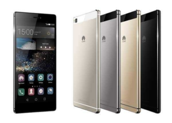 P8 - Huawei smartphone