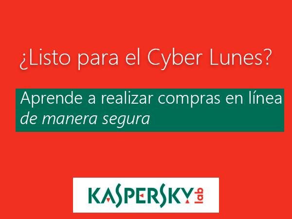 Cyber Lunes - Consejos para compras seguras