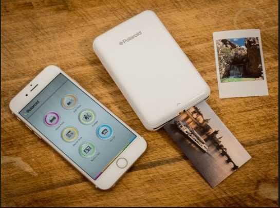 Impresora Polaroid ZIP