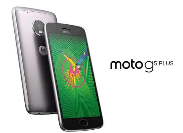 Moto G5 Plus - Hellomoto