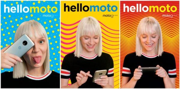 Hellomoto - Moto G5 plus
