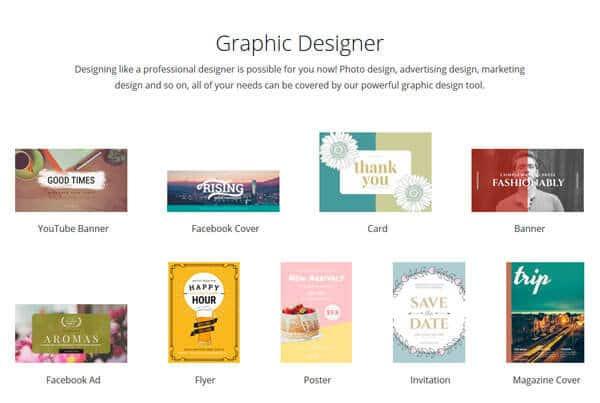 fotojet-graphic-designer-600x403 Diseña, crea collage de imágenes y edita fotos con Fotojet