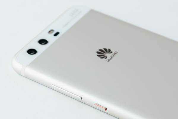Huawei P10 - parte posterior, cámaras