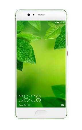 Huawei P10 vista frontal