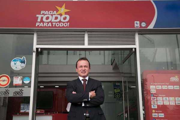 Red Paga Todo, Elkin Castaño, gerente general de Gelsa