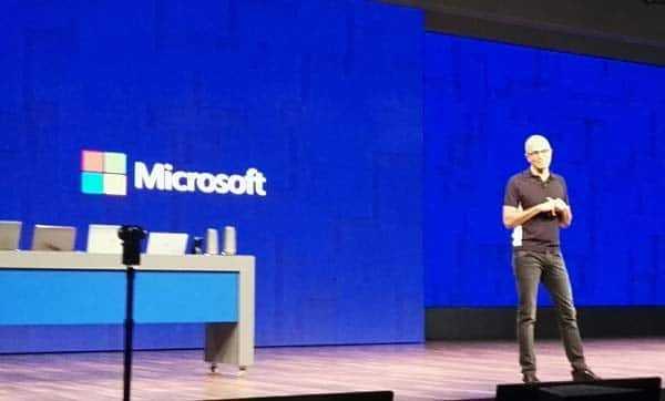 Satya Nadella - Microsoft Build 2017