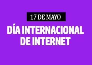 17 de Mayo, Dia Internacional del Internet