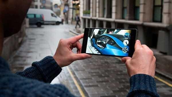 BMW le apuesta a la realidad aumentada y desarrolla un app
