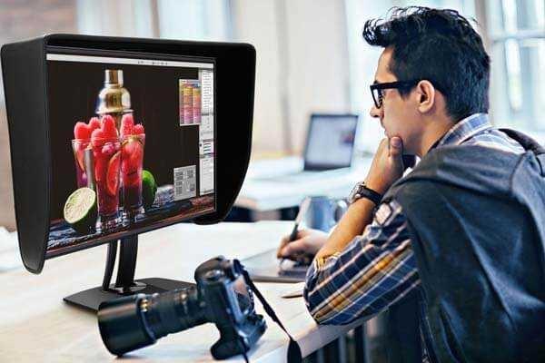 ViewSonic-VP2768-Photographer-1-600x400 Nuevos monitores profesionales curvos a UHD 4K de ViewSonic