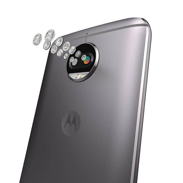 Moto G5S Plus - camara doble